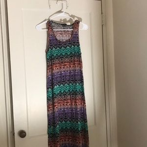 NWT Forever 21 maxi dress